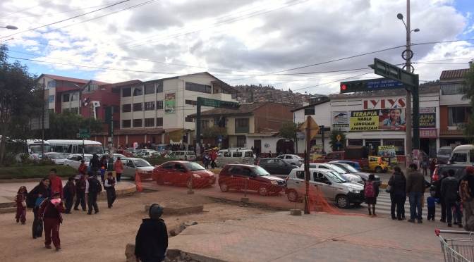 Peru and the condition of the developing country